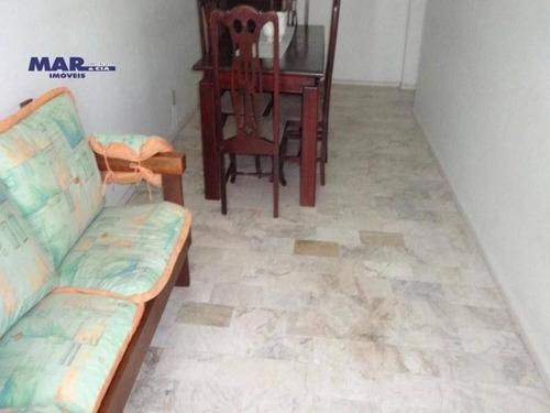 Imagem 1 de 8 de Apartamento Residencial À Venda, Barra Funda, Guarujá - . - Ap10740