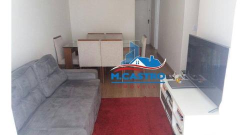 Imagem 1 de 15 de 02 Dormitórios 58 M²  Reformado  Lazer Completo  5 Minutos Do Metrô - 4046