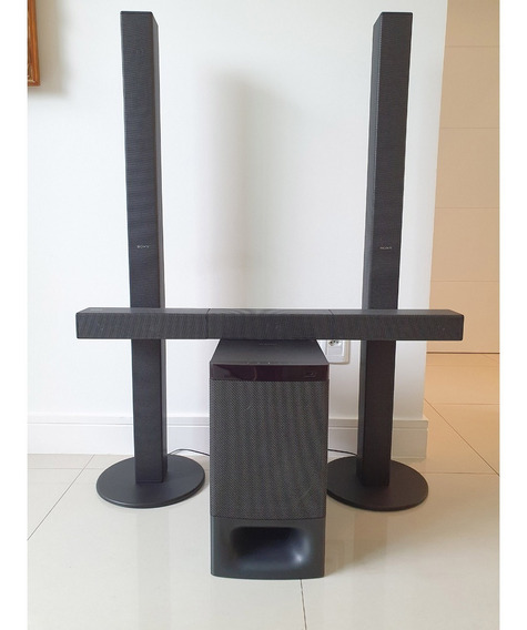 Home Theater Sound Bar Sony Ht-s700 5.1 Canais Com Bluetooth