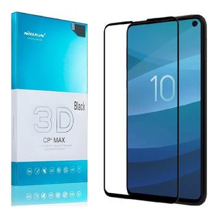 Película Vidro Glass 9h   Galaxy S10 Lite   Nillkin Cp+ Max