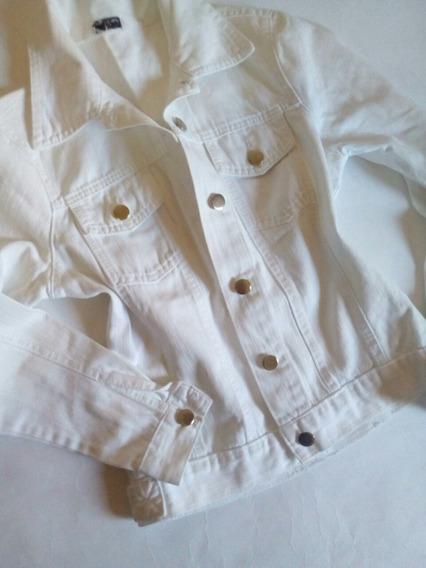Jaqueta Branca Brim P Gazzy