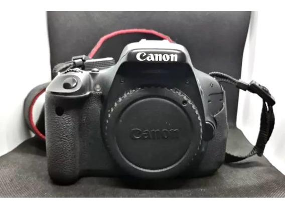 Câmera Canon T3i + Kit Fotografo 14 Itens Imperdível Confira