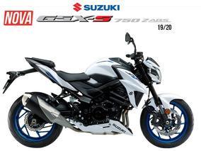 Suzuki Gsx-s 750za 0km 2019/2020 C/1 Ano De Garantia Suzuki