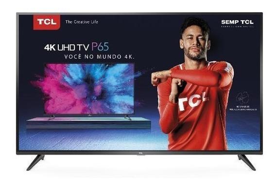 Smart Tv Led 50 Tcl Ultra Hd 4k Hdr 50p65us