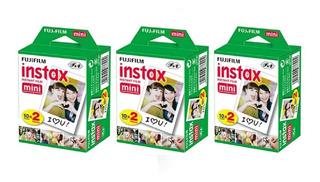 Rollo Film Pack 60 Fotos Instax Mini 8-9 Instantanea Oficial