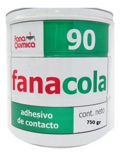 Adhesivo Cemento Pegamento De Contacto Extra Fuerte 750 Gr