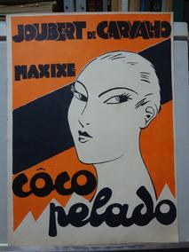 Partitura Piano Côco Pelado Maxixe Joubert De Carvalho