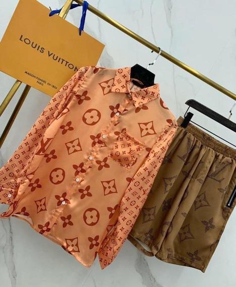 Camisa Feminina Louis Vuitton
