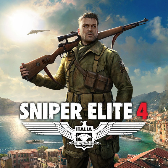 Sniper Elite 4 Deluxe - Pc Mídia Digital + Jogo Grátis