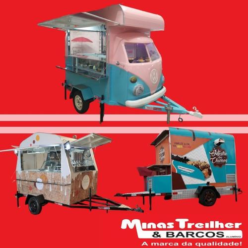 Fábrica De Trailler Minas Treilher (sob Encomenda)