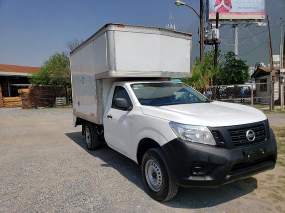 Nissan Np300 Caja Seca 2016