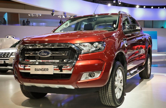 Ford Ranger 3.2 Cd Limited Tdci 200cv Automã¡tica 2020