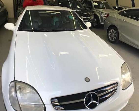 Mercedes-benz Clase Slk 2.3 Slk230 Kompresor At 2001