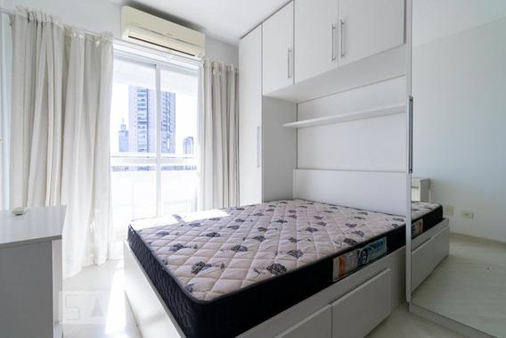 Apartamento Para Aluguel - Pinheiros, 1 Quarto, 27 - 893091528