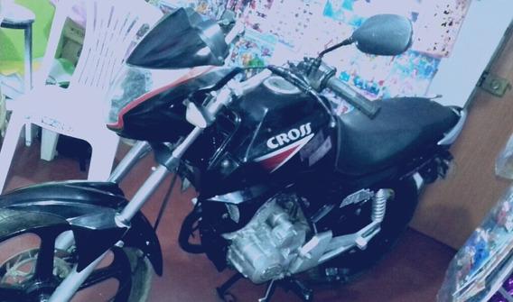 Vendo Motocicleta Cross Nt150 Nitro