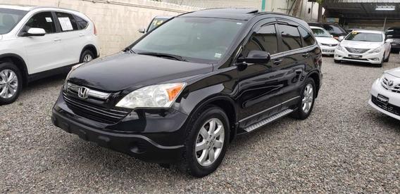 Honda Cr-v Ex 2009 Negro