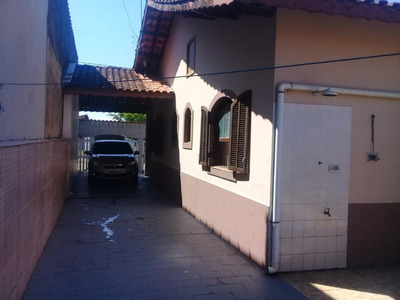 Casa Residencial , 600 Metros Da Praia, Ref. 0780 M H