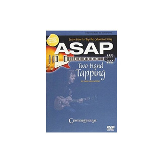 Celentano Dave Asap Two-hand Tapping Usa Import Dvd Nuevo
