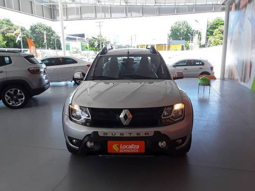 Imagem 1 de 9 de Renault Duster Oroch 2.0 16v Hi-flex Dynamique Automático