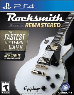 Rocksmith 2014 Remastered Sellado Delivery Gratis Lima
