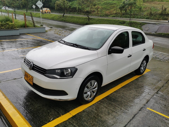 Volkswagen Voyage Voyage 2014