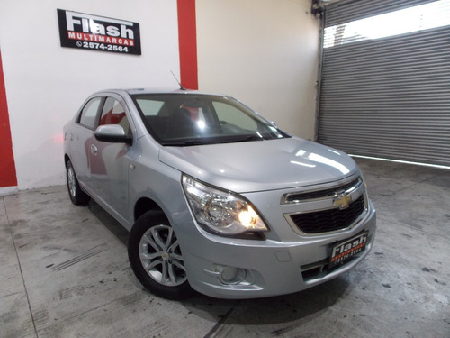 Gm Cobalt Lt 1.4 2012 Flex Completo + Rodas + Kit Multimidia