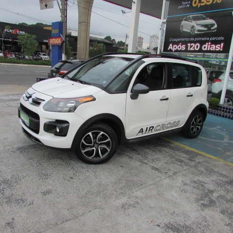 Aircross 1.6 Exclusive Mt 2015 Branco