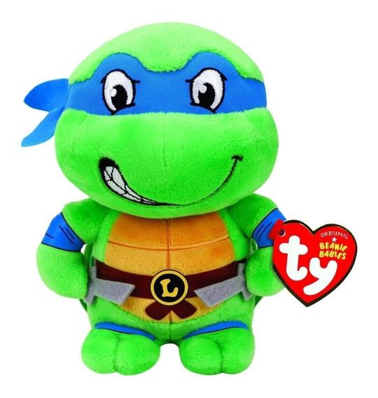 Pelúcia Ty Beanie Babies - Donatello - Dtc