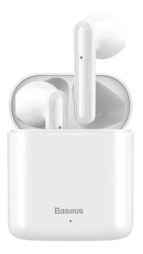 Super Fone De Ouvido Baseus W09 Tws Bluetooth Sem Fio Topp