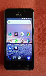 Celular Blu Vivo 5 Mini Funcionando A Revisar Liberado Usado