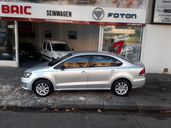 Vw Polo Tiptronic 2016 Excelente Estado Tomo Usado Financio