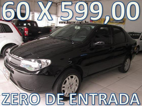 Fiat Siena Flex Completo Zero De Entrada +60 X 599,00 Fixas