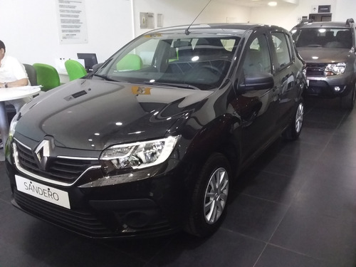 Renault Sandero 2021 1.6 Life Nuevo Motor Cadenero (fp)