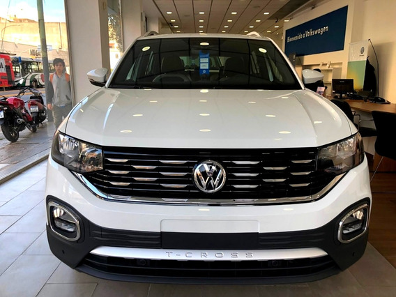 Volkswagen T Cross Highline 0km Automatica 2019 Full Precio