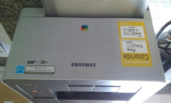 Impressora Hp Clp365w