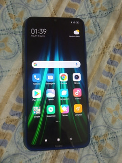 Xiaomi Redmi Note 8 - Defeito