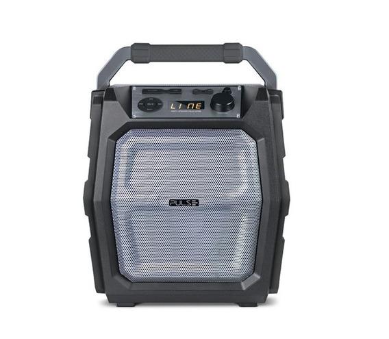 Caixa De Som Bluetooth 150 W Rms Fm Usb Sd Mic Pulse Sp283