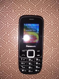 Celular Dual Chip Panasonic Gd18