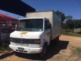 Caminhão Mb709 Bau
