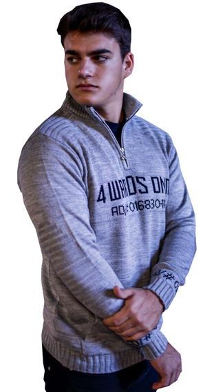 Jaqueta De Frio Masculino Blusa Masculina Jaqueta De Trico