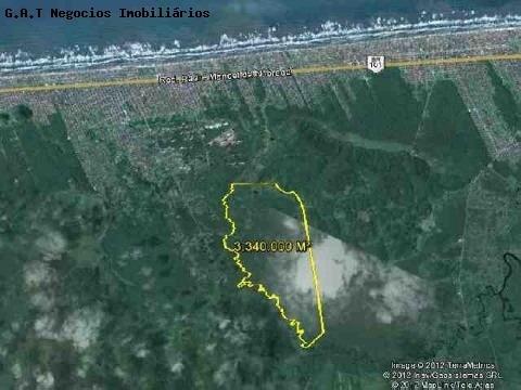 Area Itanhaem, Venda, Rio Branco -itanhaem/sp - Ar00448 - 2131089