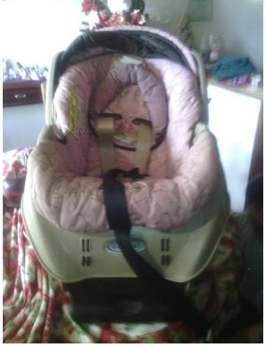 Porta Bebe Marca Graco Original