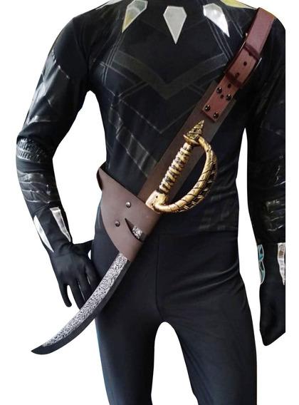 Espada Con Arnés Para Disfraz De Pirata