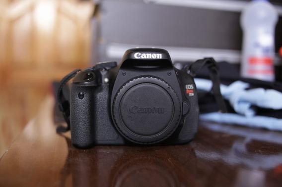 Camera Canon T3i (apenas Corpo)