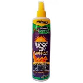 Simoniz Silicona Uv3 Pic Tabaco Spray 300ml