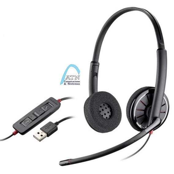 Plantronics Blackwire C320 Headset, Mejor Que Audio 628