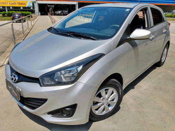 Hyundai Hb20 Comfort Plus 1.6 Manual 2012/2013 Baixa Km