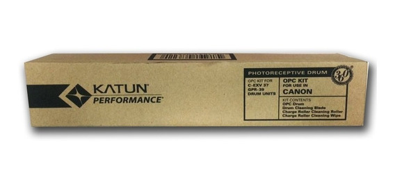 Kit Katun Cilindro Y Cuchilla Gpr 39 Canon Ir1730/1740/1750