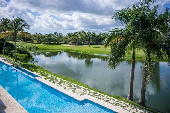 Apartamentos Con Vista Al Golf Y Lagos En Punta Cana Wpa86