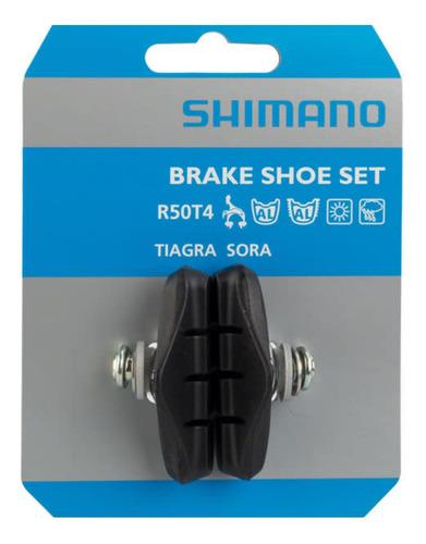 Sapata De Freio Shimano Tiagra Sora Claris R50t4 Speed